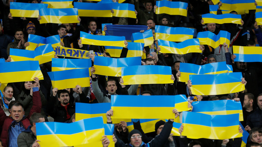 Ukraine under fire over national team shirt featuring 'Nazi' slogan