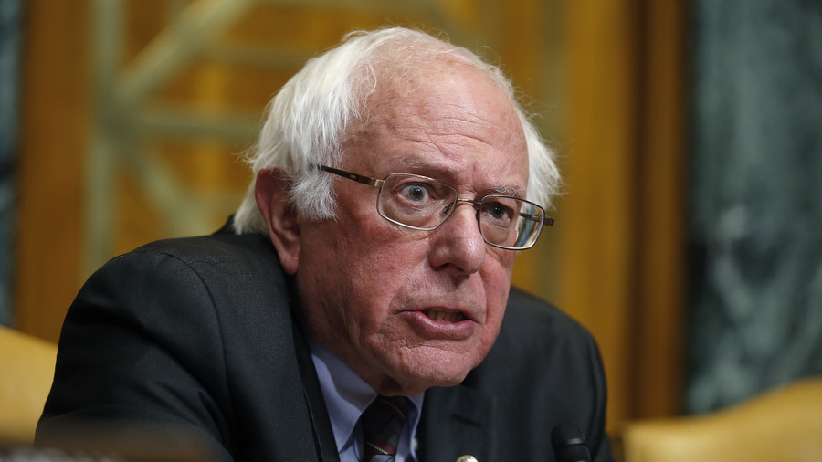 Bernie Sanders introduces 'Stop BEZOS' bill to tax Amazon for underpaying workers