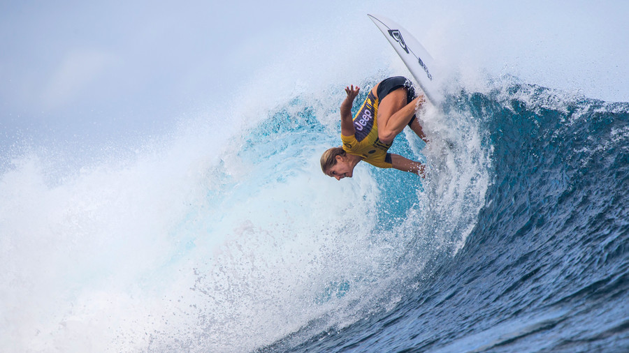 'Equal by nature': World Surf League's gender parity pay decision makes waves