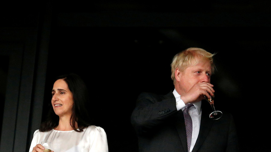 'Bonking Boris' told to get on his bike: Bojo splits from wife amid claims of affair