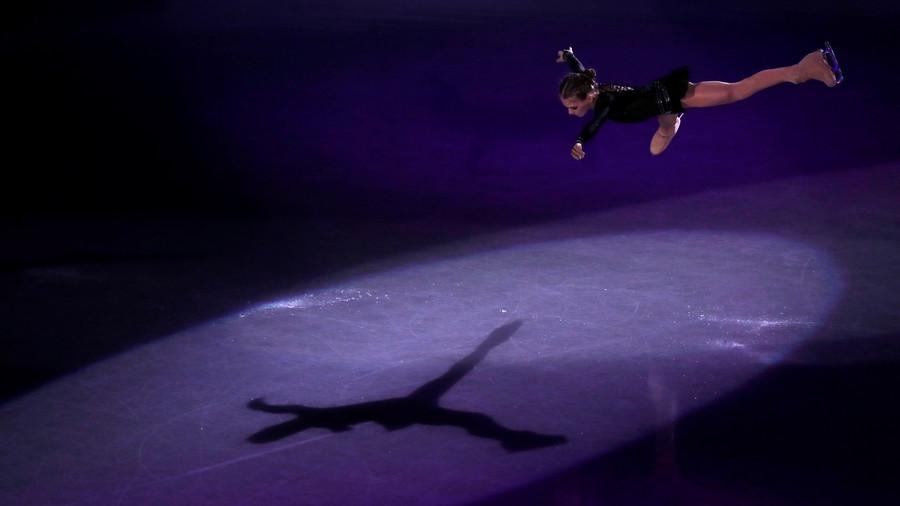 Russian teen figure skating sensation Trusova sets new world record