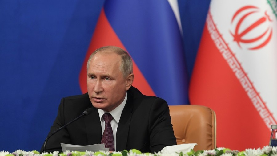 Driving out militants from Syria's Idlib now top priority – Putin