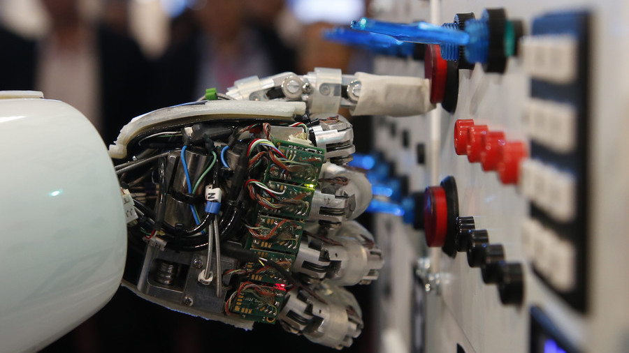 Artificial intelligence could spur global growth as much as steam engine did – report