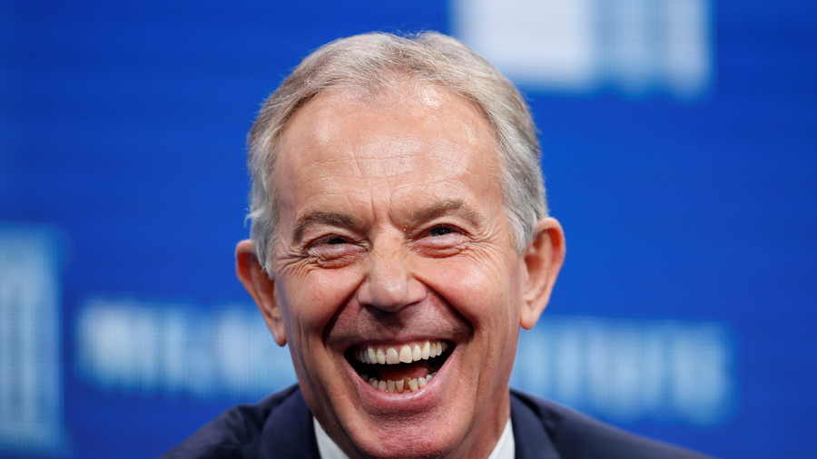 Tony Blair Institute confirms it received funding from Saudi Arabia