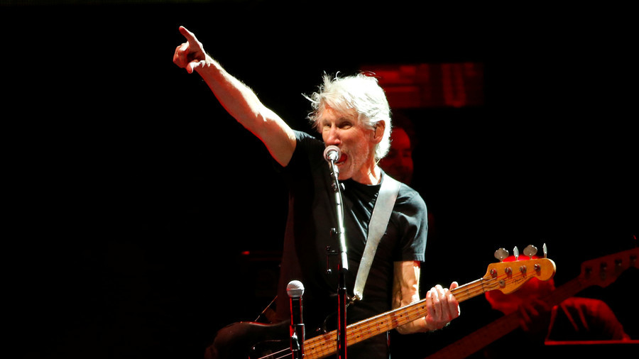 Roger Waters: Neoliberal propaganda keeping voters 'asleep' like Orwellian sheep
