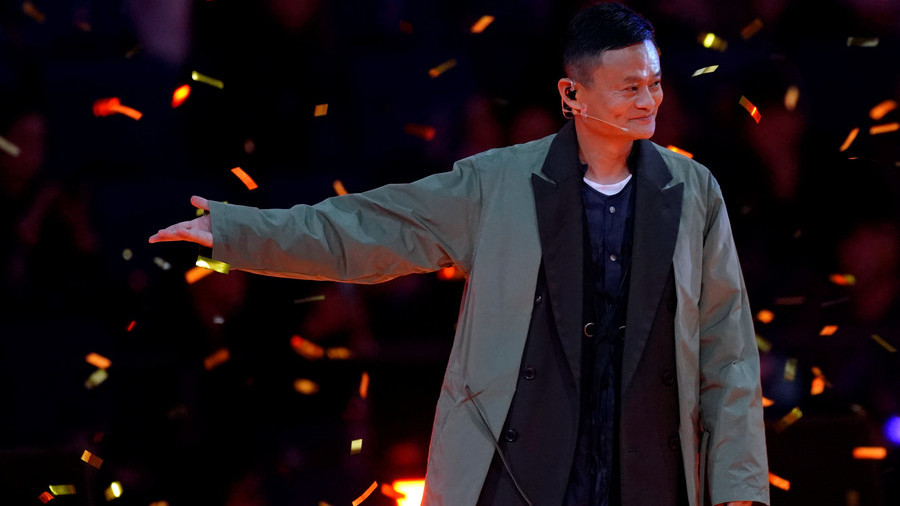China's richest man Jack Ma to step down from Alibaba for 'philanthropy' – report
