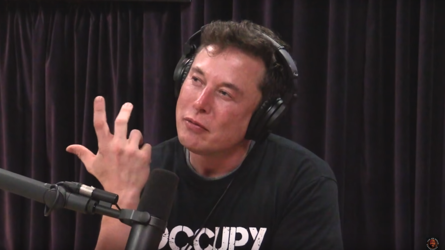 US Air Force determining 'facts & appropriate process' to address Musk's pot smoking