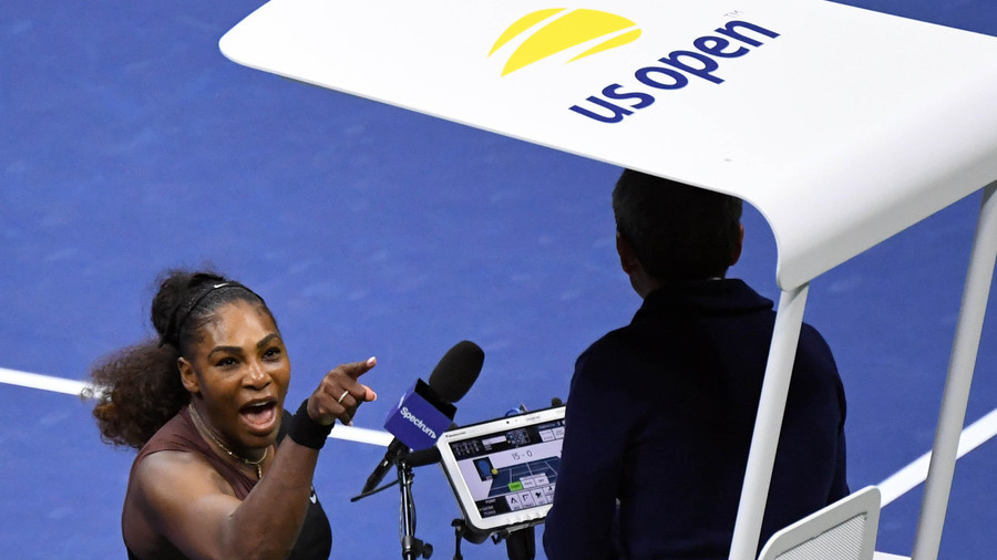 'Liar & thief': Serena Williams launches shocking tirade at umpire in US Open final defeat