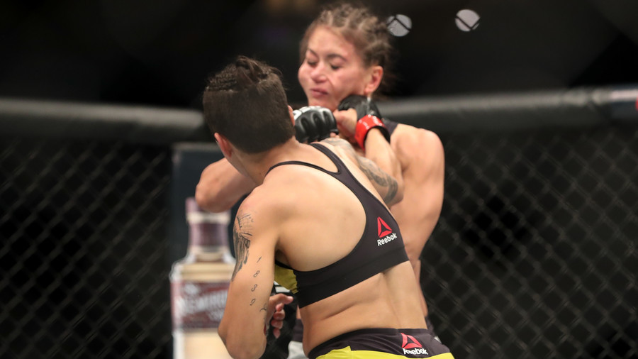 'Brutal': Brazil's Andrade KOs Polish rival Kowalkiewicz with savage punch at UFC 228 (VIDEO)