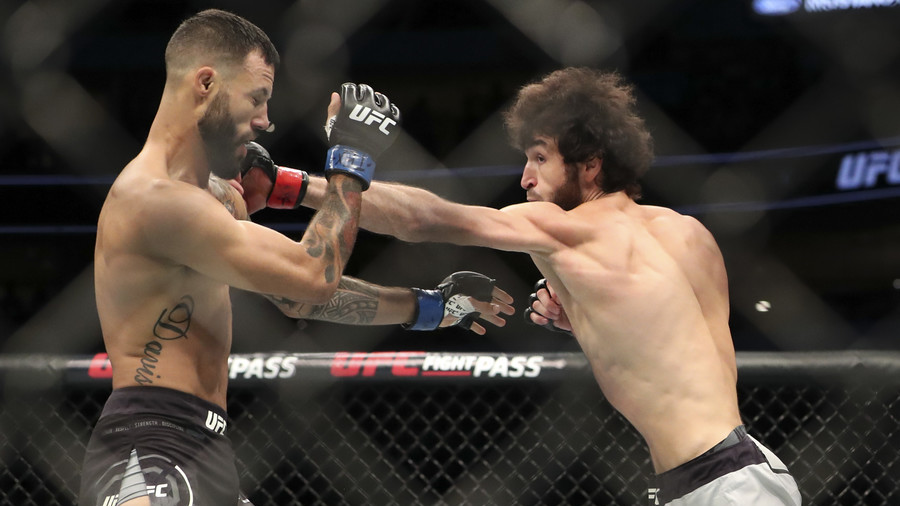 UFC 228: Zabit Magomedsharipov continues rise with stunning kneebar win over Brandon Davis