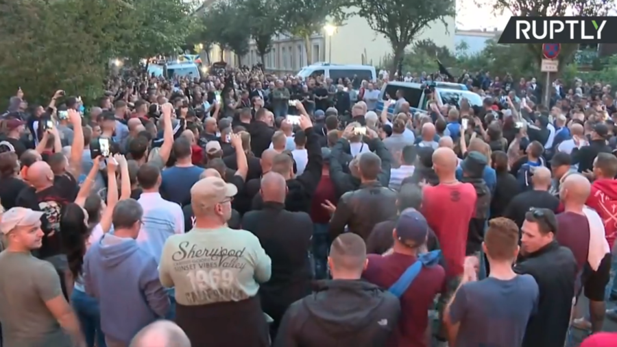 Kothen joins Chemnitz: Protests after 2 Afghans arrested over man's death in east German city