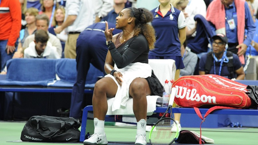 WTA backs Serena Williams' sexism claims amid US Open controversy