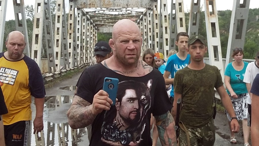 MMA veteran Jeff Monson elected to legislative assembly in suburban Moscow