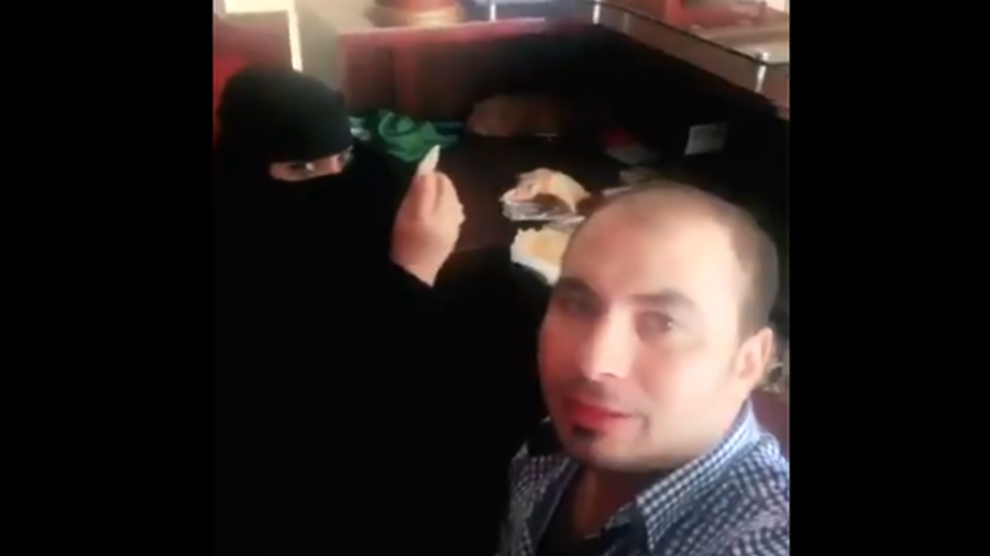 Cereal offender: Saudi Arabia arrests man for… having breakfast with woman (VIDEO)