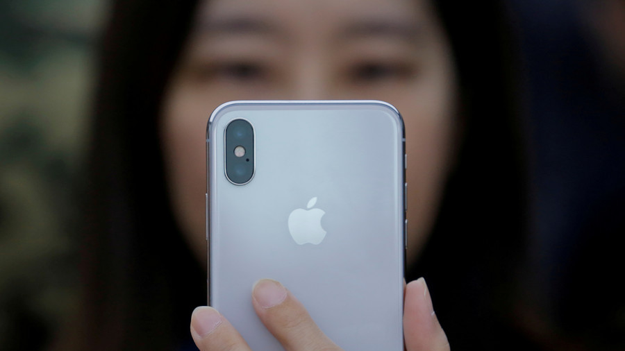 Shares in Apple suppliers fall after Trump's call to make iPhones at home