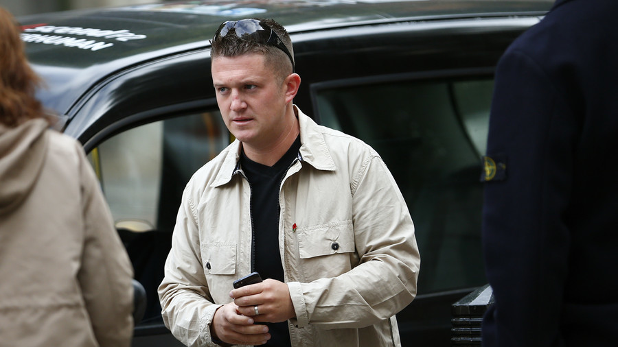 UKIP to allow debate on membership for right-wing activist Tommy Robinson