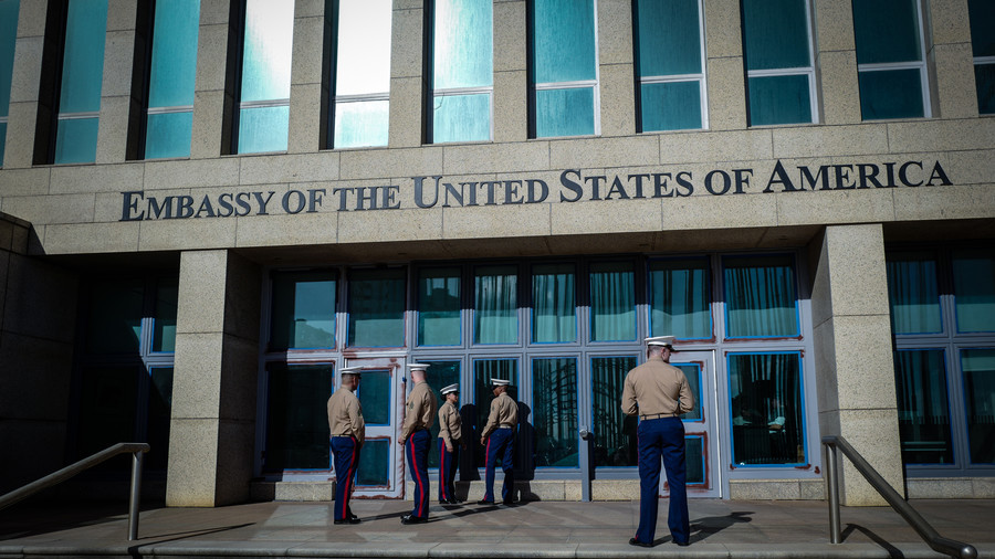 Is Russia behind 'attacks' on US diplomats in Cuba & China? Anonymous US officials obviously say yes
