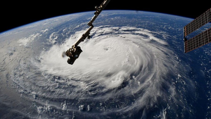 When will Hurricane Florence hit?