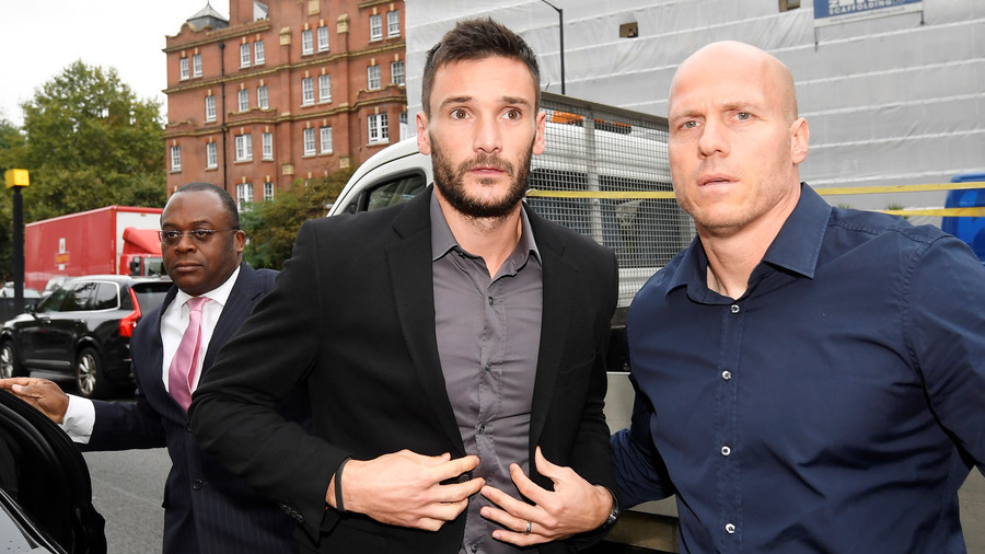 World Cup-winning captain Lloris pleads guilty in drink drive charge