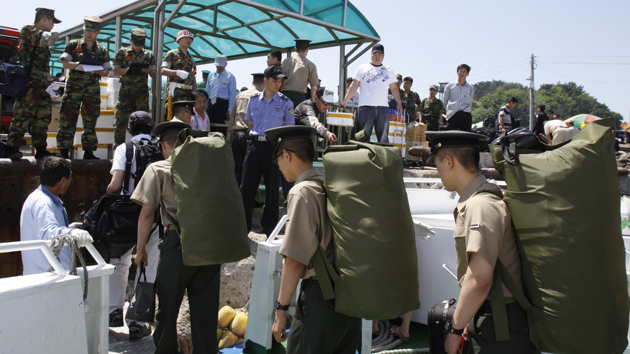 Cabal of 12 Korean students conspired to gain weight & dodge military service