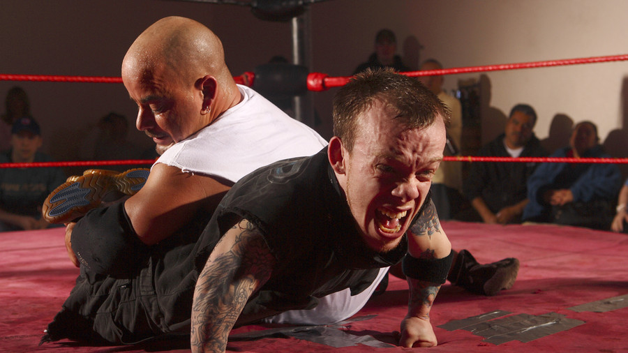 Size matters: 'Freak show' dwarf wrestling event axed due to fears over 'inclusivity' (PHOTOS)