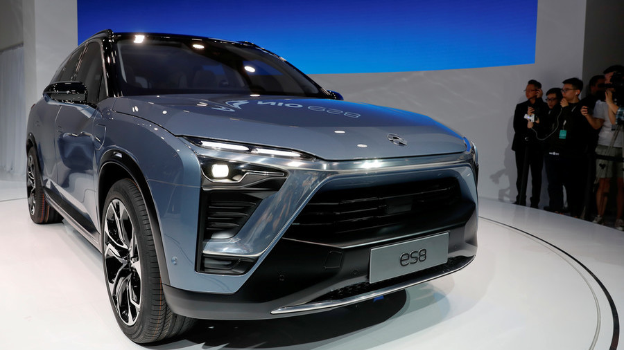 Teslas Chinese Rival Nio Poised To Go Public On New York Stock
