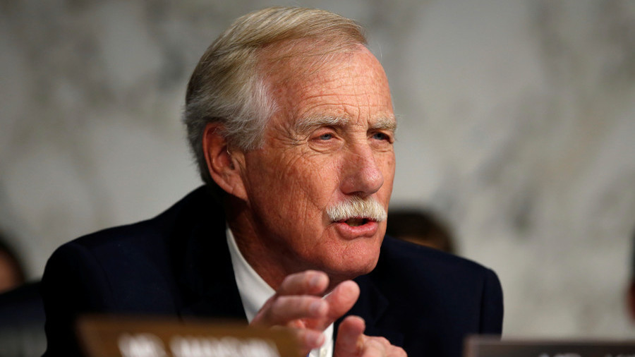 'Same as 9/11': Edgy senator compares 'Russian meddling' to murder of 3,000 Americans