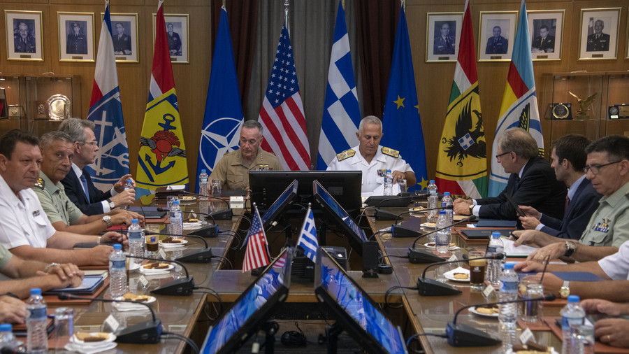 Ditching Ankara or expanding dominance? US eyes deeper military presence in Greece