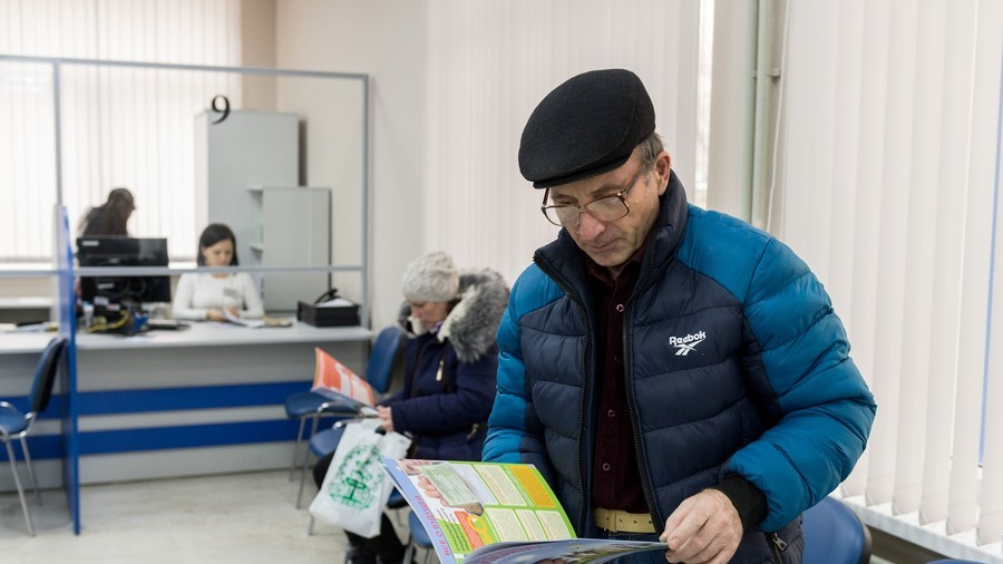 Duma gives first nod to Putin's bill on responsibility for sacking workers of 'pre-pension age'