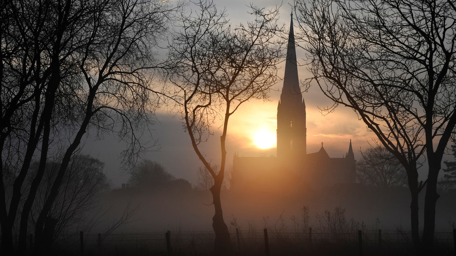 'Salisbury Cathedral beautiful this time of year': Russian travel firm pounces on Skripal hype