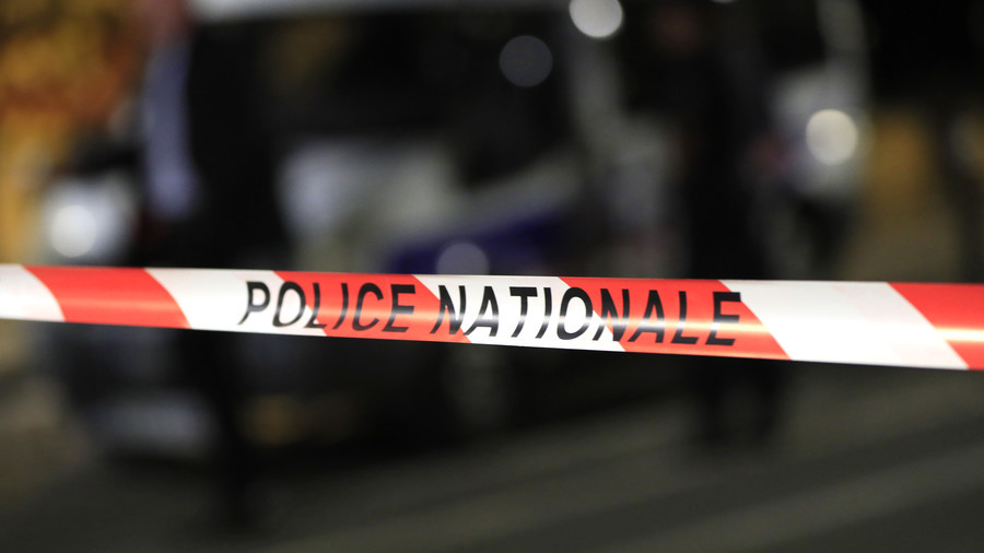 Man drives car into crowd in southern France, wounding two READ MORE