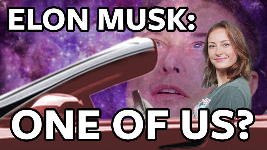 ICYMI: Is Elon Musk Tony Stark, or just stark raving? Humanity's future may depend on it (VIDEO)