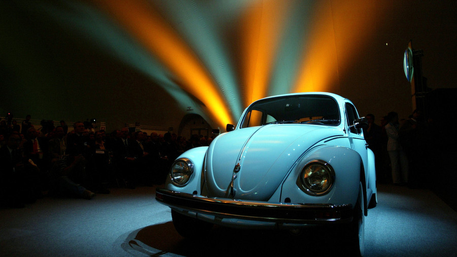 End of the road for Volkswagen's iconic Beetle after 80 years on the market