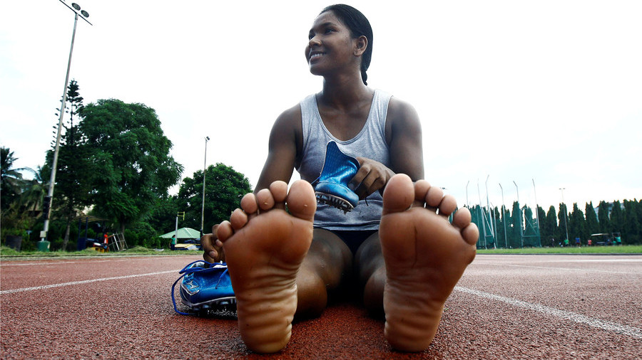 One step ahead: Indian athlete with 12 toes to receive customized Adidas shoes