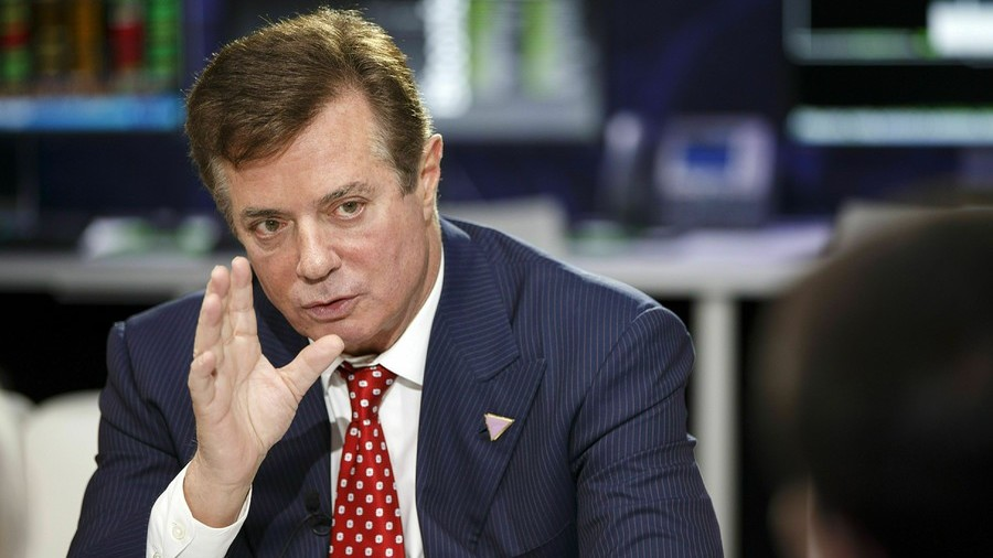 Paul Manafort pleads guilty to two criminal charges, will cooperate with Mueller