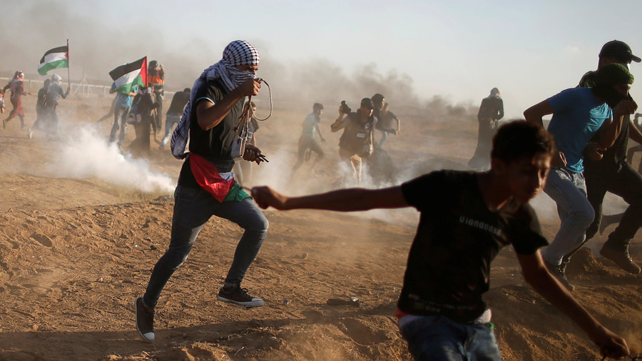 12yo boy among 3 Palestinians killed during 'March of Return' at Gaza border