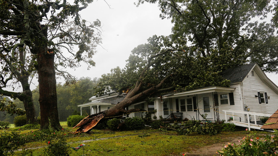 Florence continues to wreak havoc in North and SC