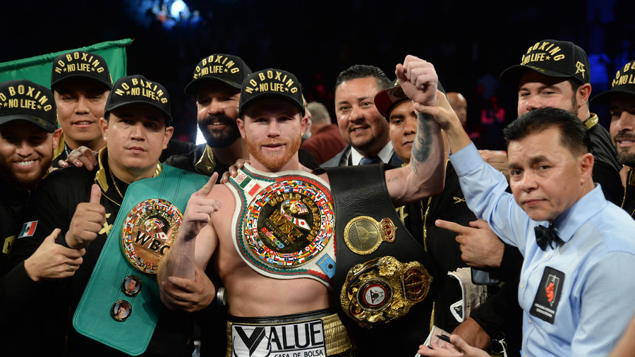 Gennady Golovkin storms away from post-fight interview after controversial Canelo loss