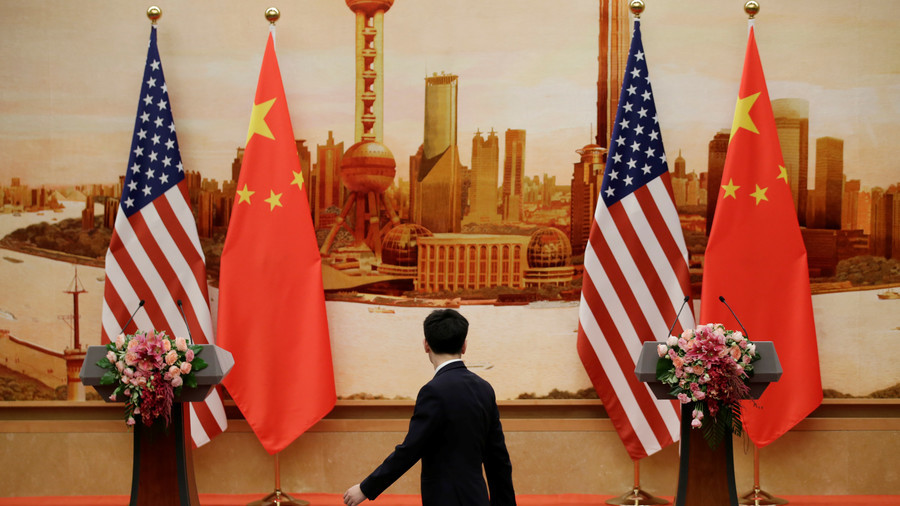 Trump accuses China of trying to 'impact' USA election with trade war