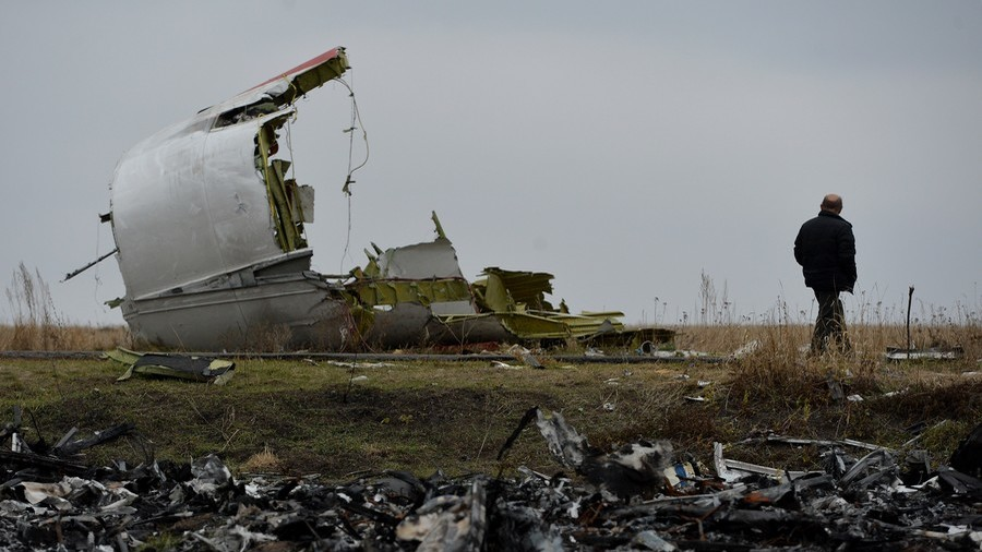 Russia claims fresh 'proof' Ukraine downed flight MH17