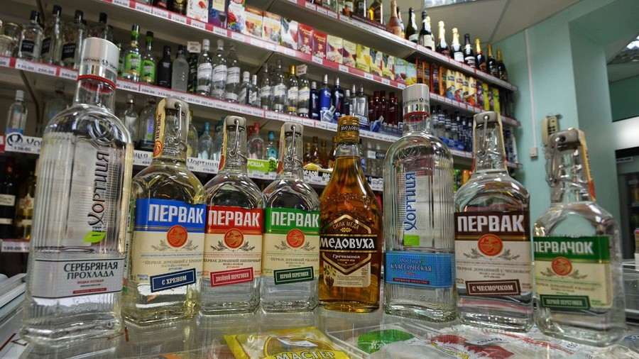 Centrist lawmaker seeks total prohibition in Russia to bring alcohol producers to heel