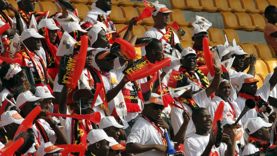 5 football fans killed in stampede at African Champions League match