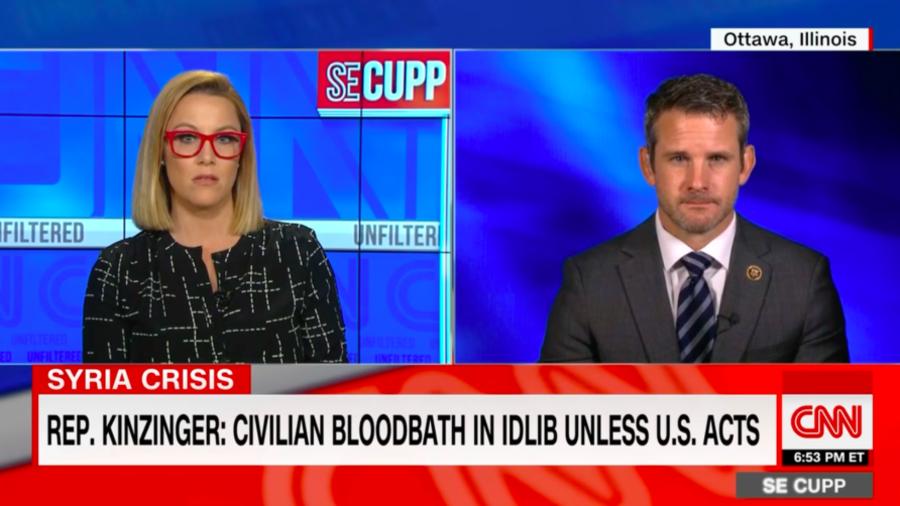 Republican congressman calls Syrian President Assad 'the Butcher of Baghdad' in war geography fail