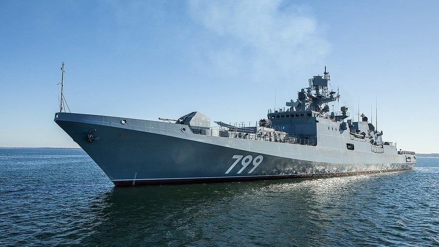 India clears way for $2.2bn Russian frigate deal - report