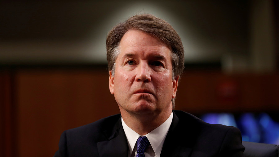 Supreme Court nominee Kavanaugh says incident described by accuser