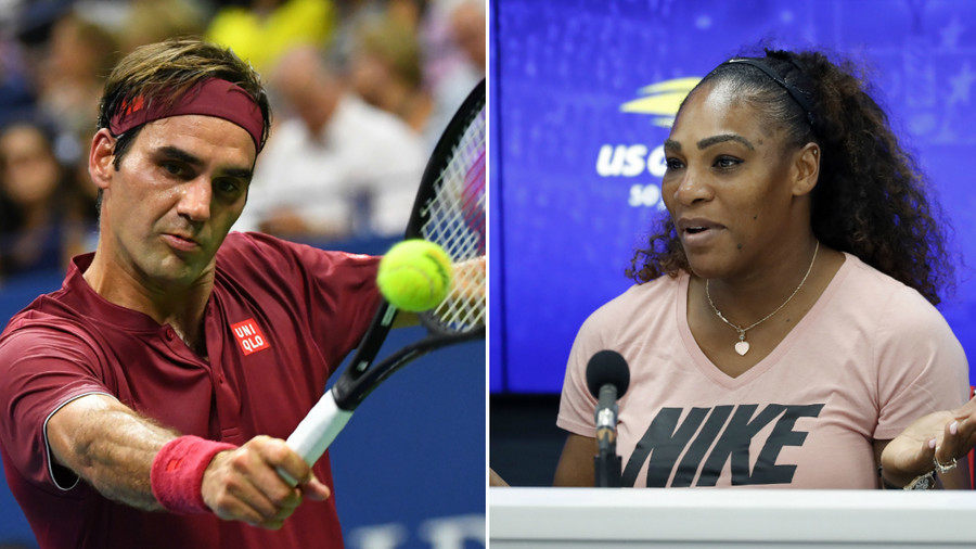 Mistakes were made in Serena´s US Open row - Federer
