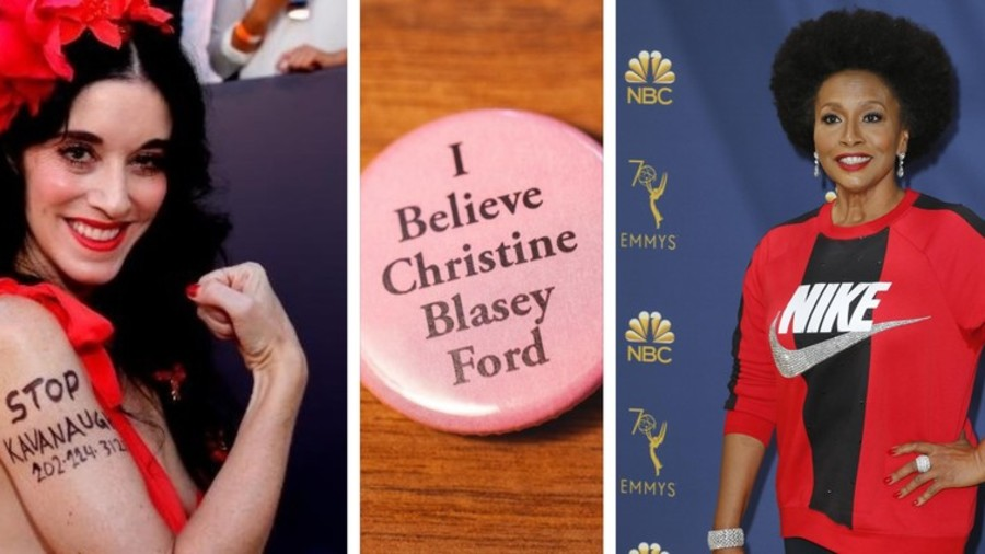 Liberal stars land sick burns on Trump & Kavanaugh at Emmys… get worst-ever ratings