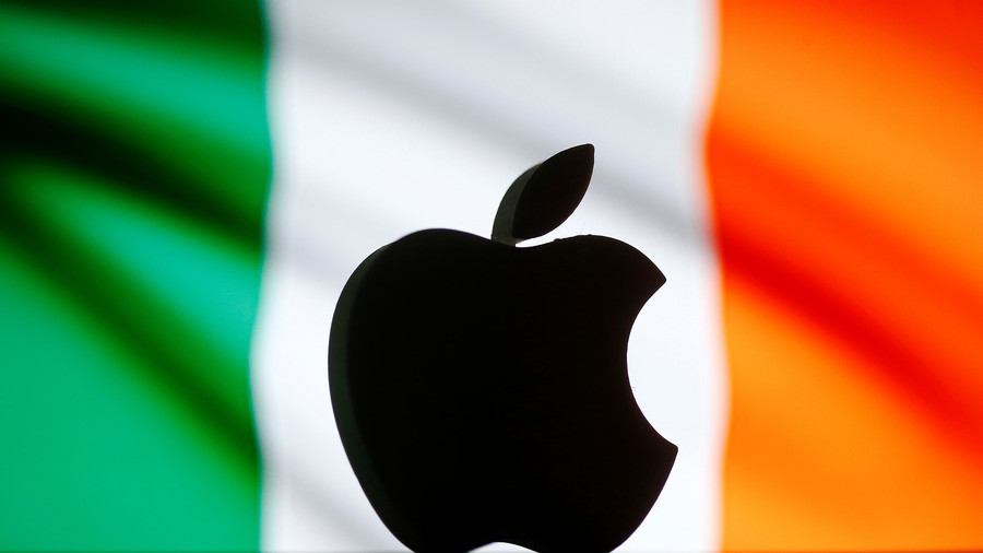 EU to scrap lawsuit against Ireland after Apple pays back taxes