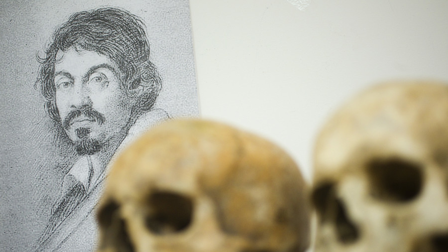 Caravaggio's 'assassin' finally revealed four centuries after his mysterious death at 38