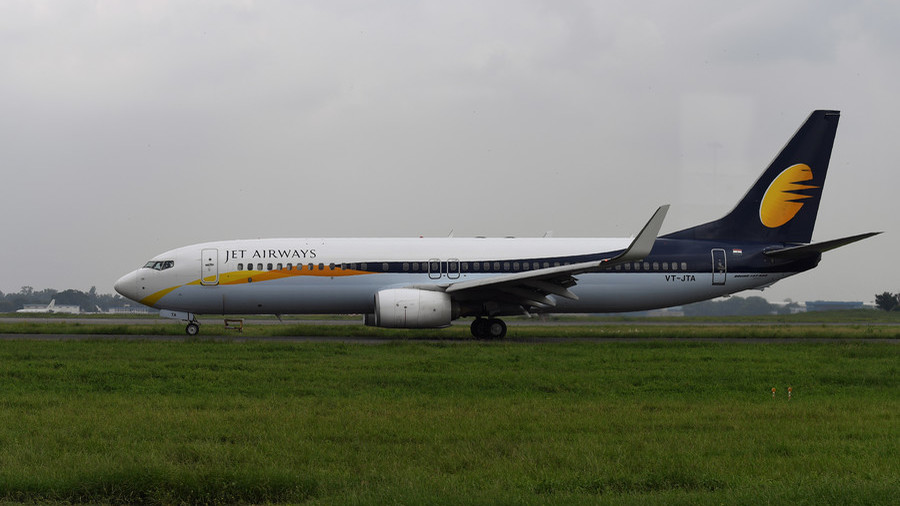 At least 30 people hurt after Jet Airways plane loses cabin pressure